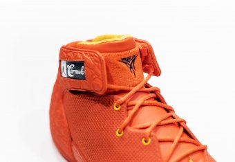 meet 61935 5c9a5 B R Kicks Exclusive  Carmelo Anthony s Return to the Jordan Melo 1.5    Bleacher Report   Latest News, Videos and Highlights