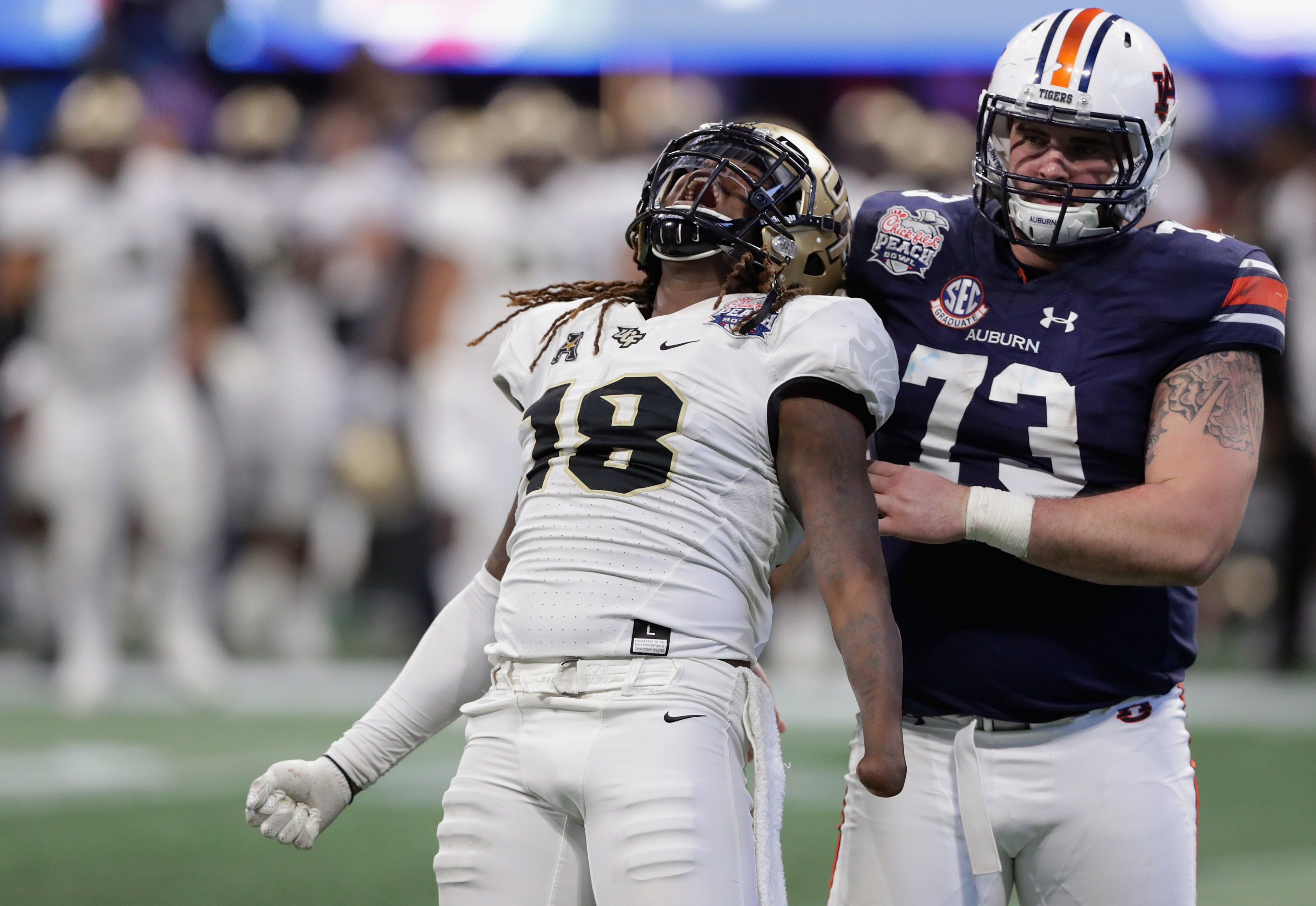 4766168a Shaquem Griffin Doesn't Care About Being Your Feel-Good Story ...
