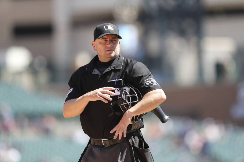 767eba09f42 How Much Are MLB Umpires Paid