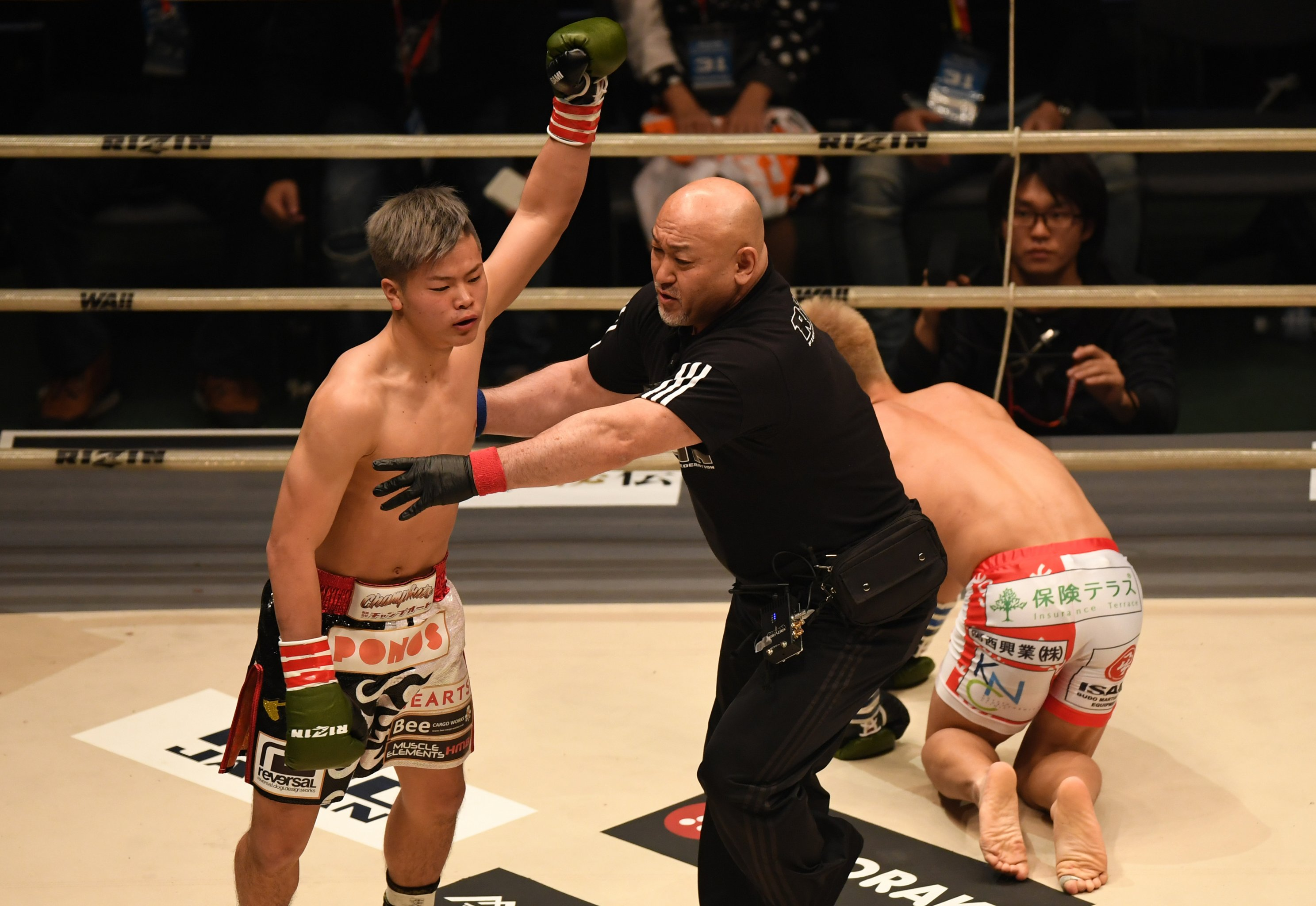 Tenshin Nasukawa: Normal Teenager, Kickboxing Messiah | Bleacher