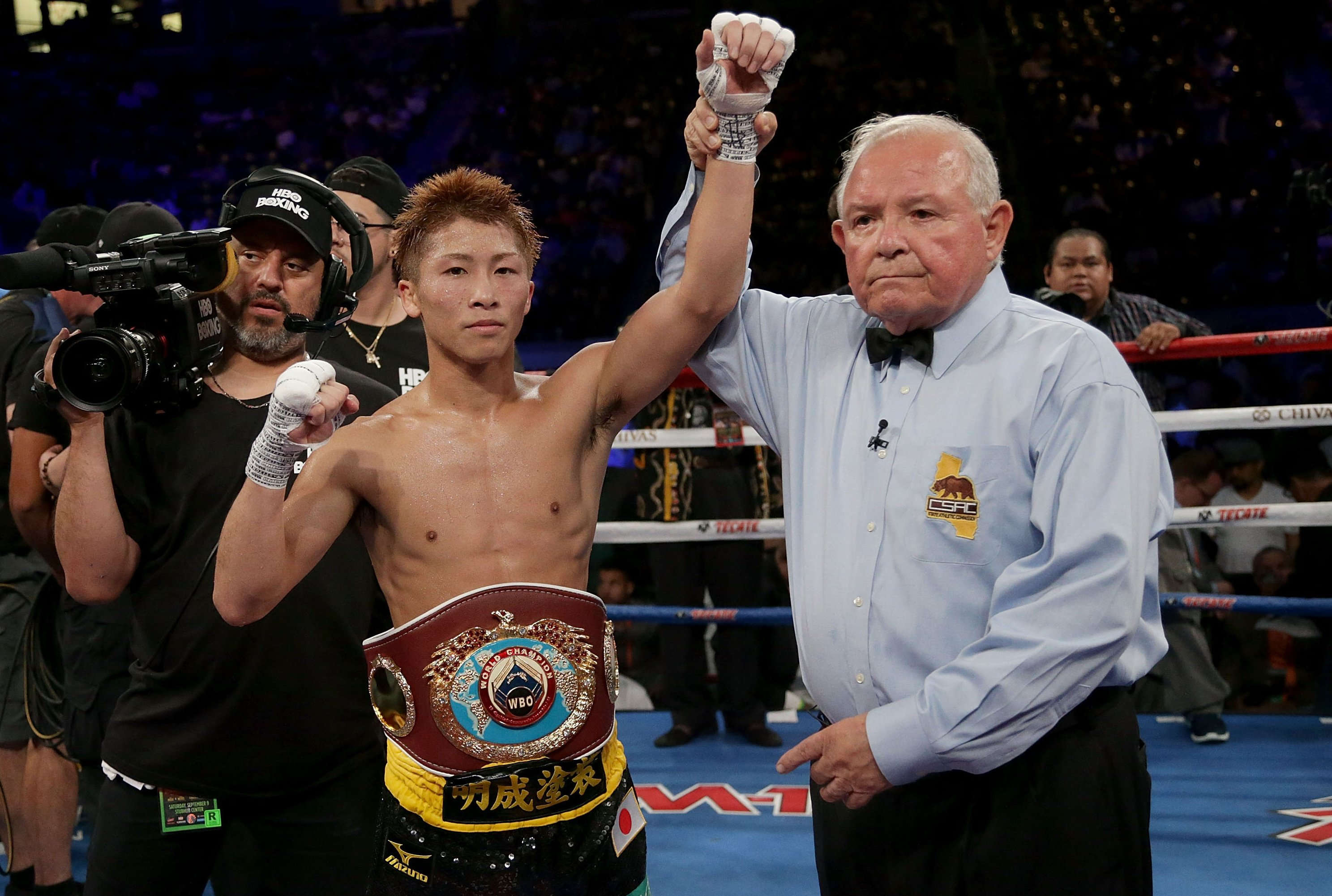 Tenshin Nasukawa: Normal Teenager, Kickboxing Messiah | Bleacher