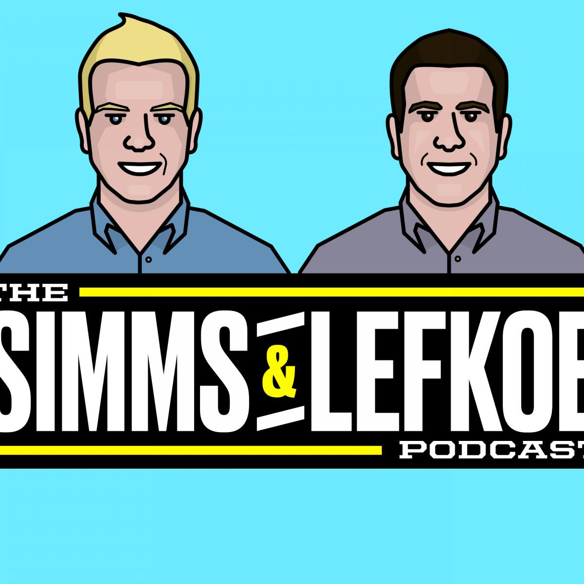 Simms & Lefkoe: Julio Wants a New Deal, Manziel Heads to Canada, Odell at OTAs!