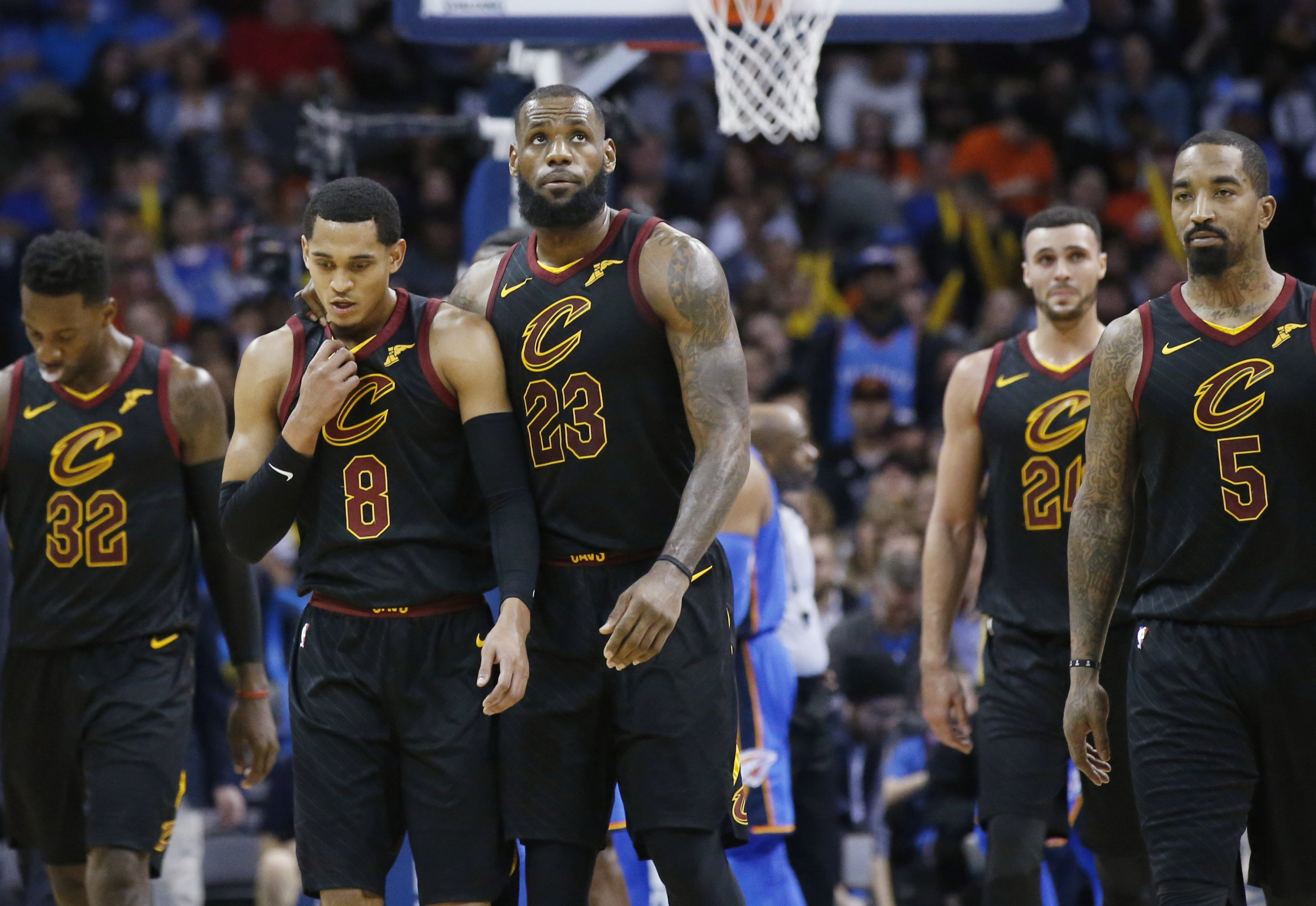 Cavs Players 2018 >> Everything You Need To Know About Cavs Warriors 2018 Nba