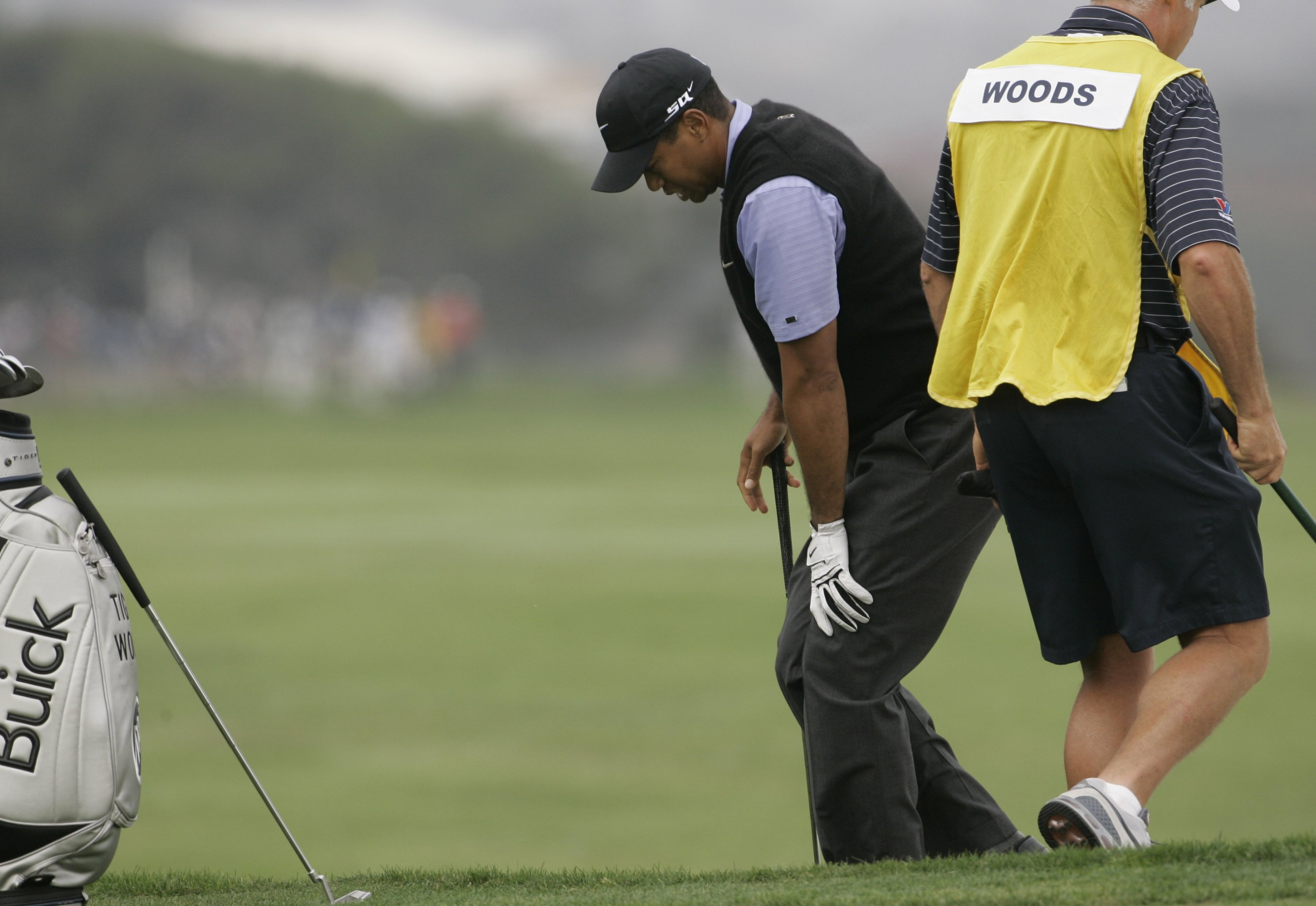 Tiger's Last Stand: Woods' Writhing, Painful 2008 US Open
