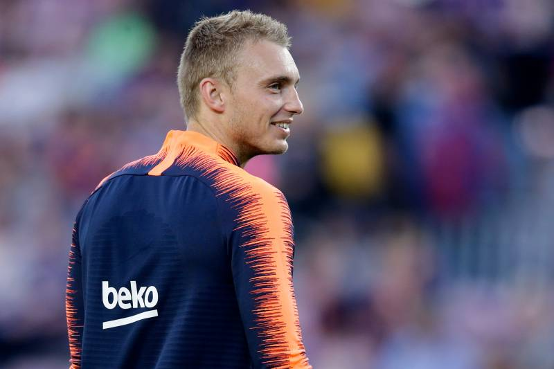 3cf891fd1 Barcelona Transfer News  Jasper Cillessen Wants Exit Amid Premier ...
