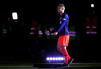 4f2b30d46 Barcelona Transfer News  Jasper Cillessen Wants Exit Amid Premier League  Rumours