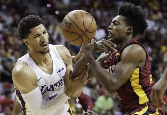 6c2e8ae7973 Lakers  Eager to See Our Version of the Death Lineup  with LeBron at Center
