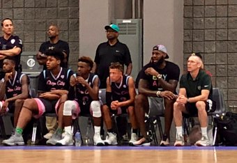 112df9f8adad7 What It s Like to Have LeBron James at Your Basketball Tournament ...
