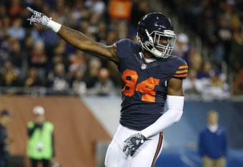 ba2aebffdc6 Leonard Floyd Is Finally Ready to Live Up to Draft Status and Dominate the  NFL | Bleacher Report | Latest News, Videos and Highlights