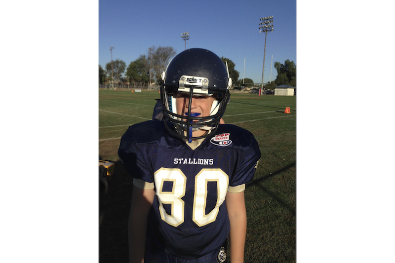 Football Alters Brains Of Kids As Young >> Did One Hit Lead To A 13 Year Old S Suicide Bleacher Report