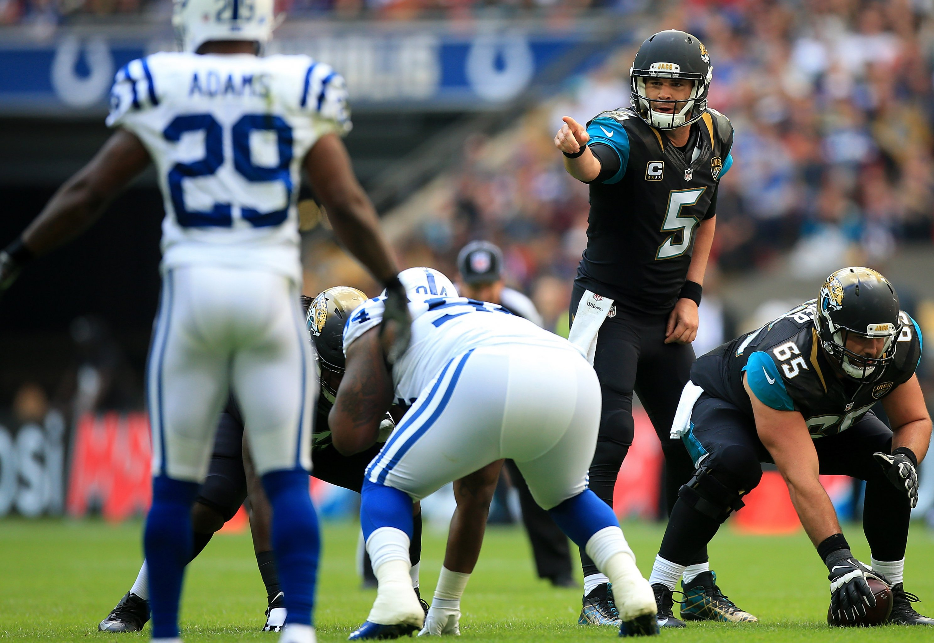 f0173894 The Jaguars See a Champion in Blake Bortles, And They Don't Care If ...