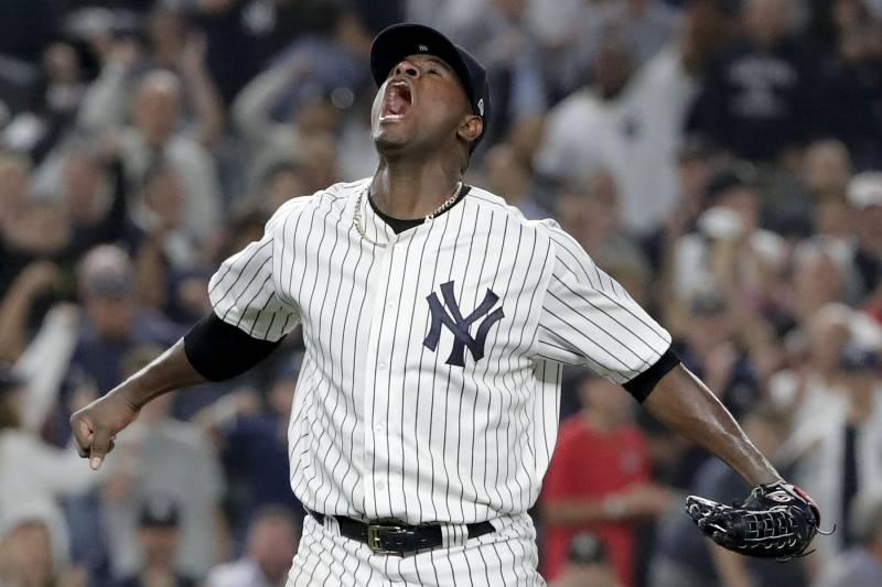 Luis Severino brought confidence to the Yankees with a strong start Wednesday.