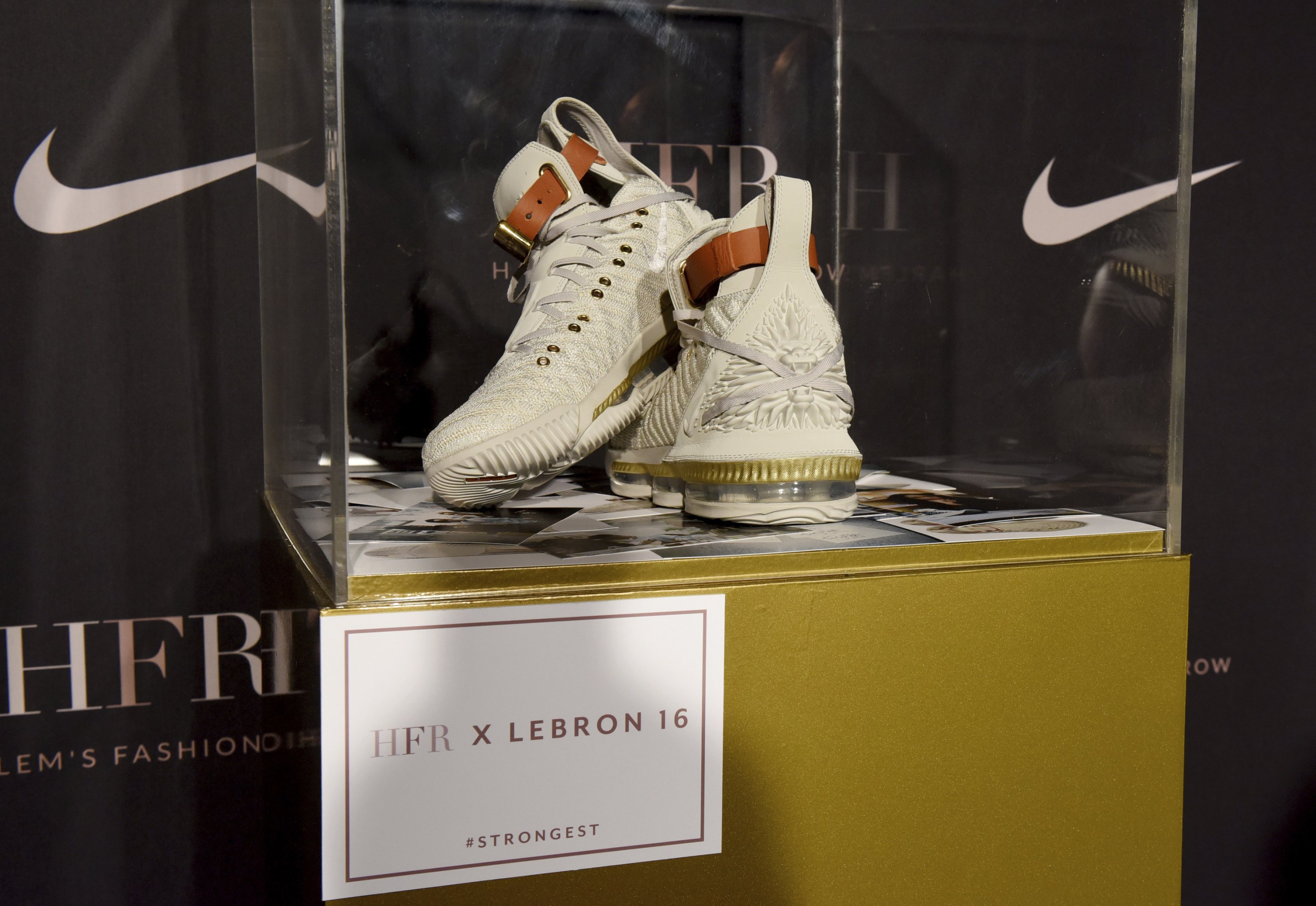 Nike S Lebron Line Finding Its Footing Again With Creativity And