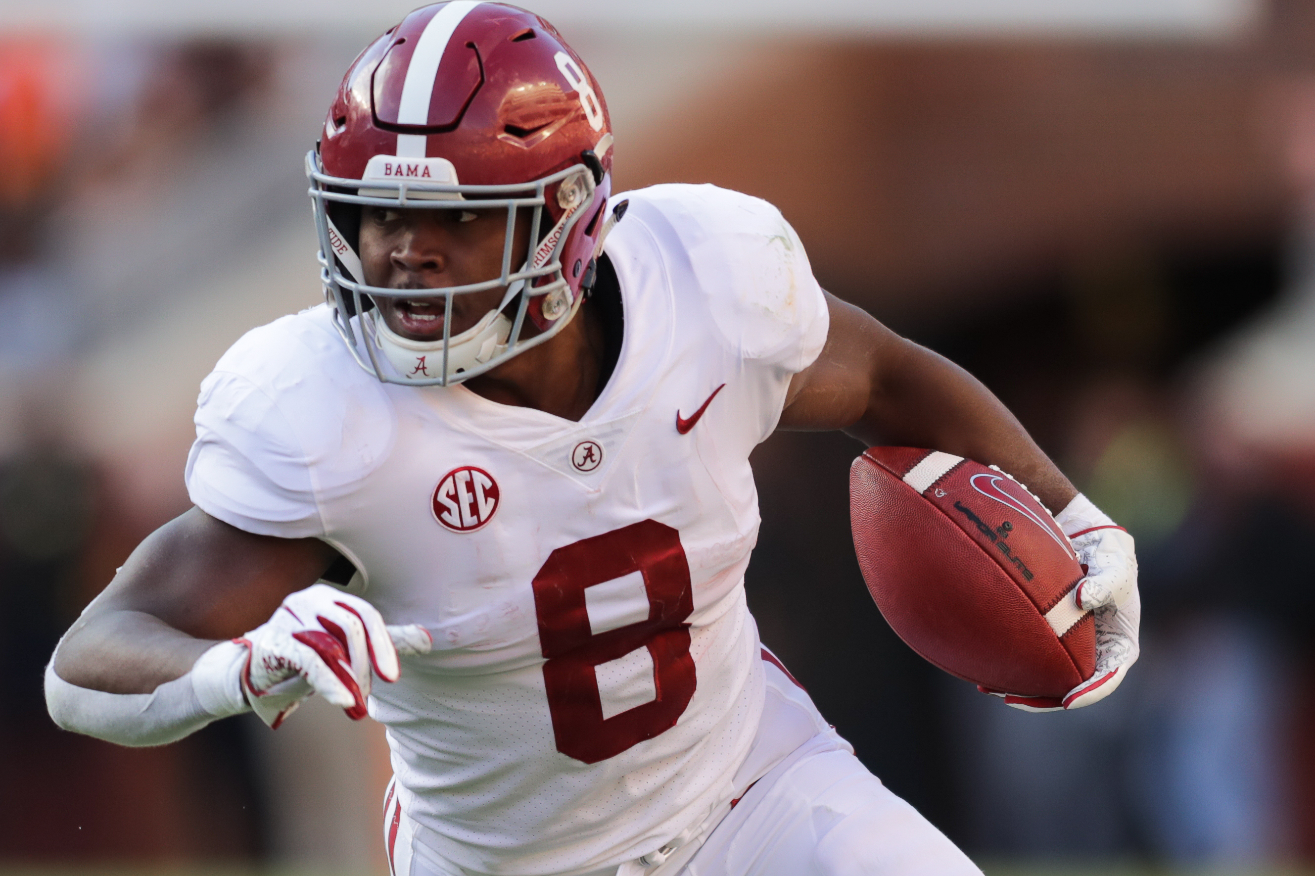 Alabama Running Back Josh Jacobs Is Living The Impossible