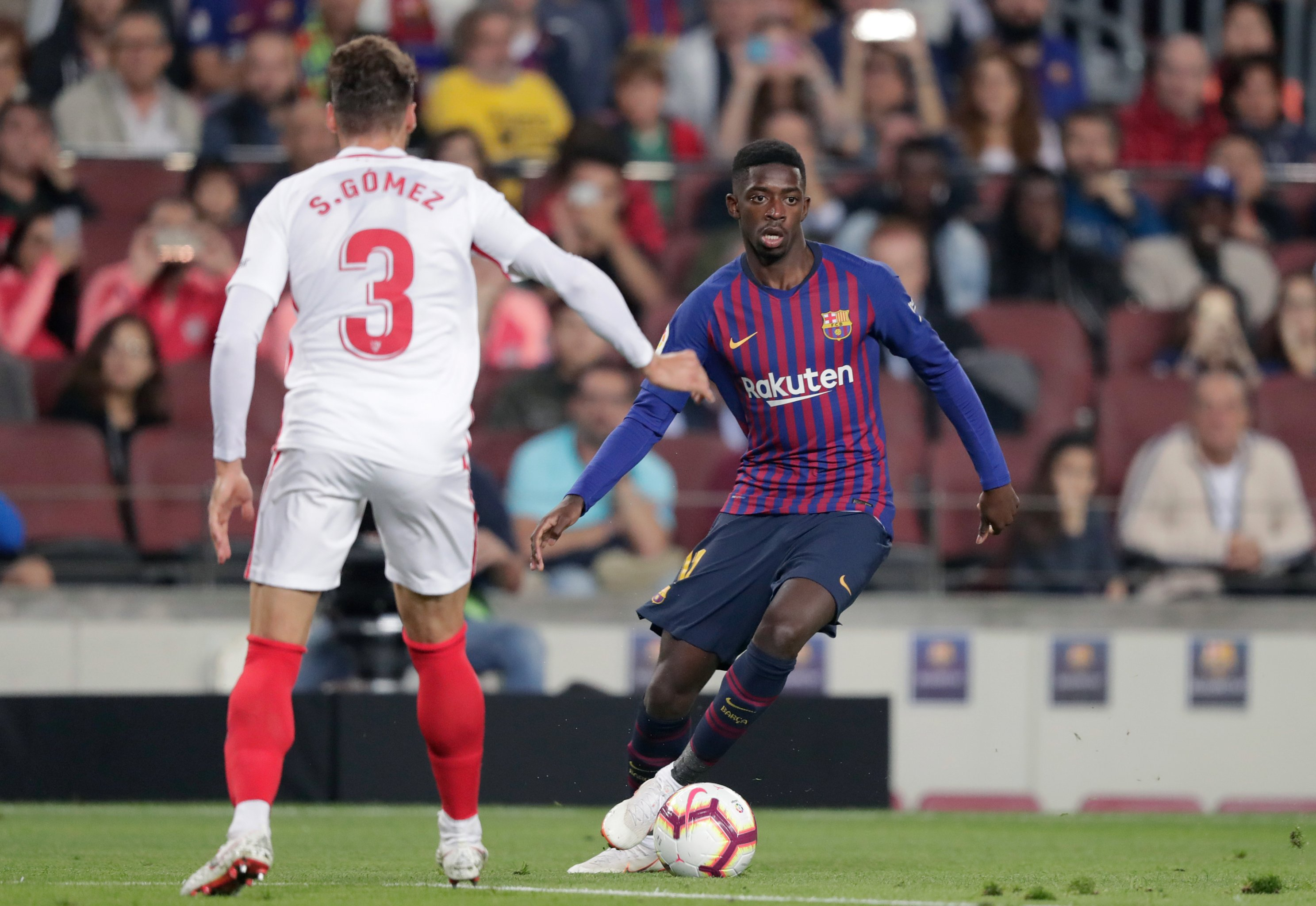 The Trouble with Barcelona's Wayward Star Ousmane Dembele