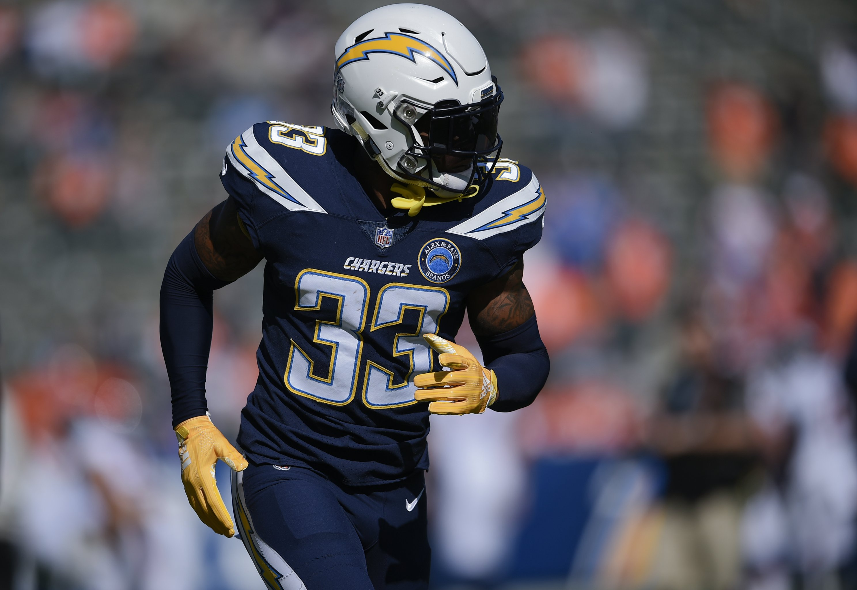 promo code 90cc4 138b1 How the Chargers' Derwin James Is Forever Redefining the ...