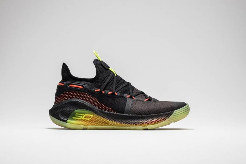 12504ebbe750 Curry 6 Fox Theater Colorway Announced by Under Armour