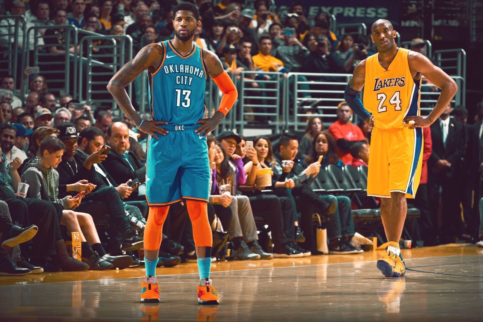 7bd391b8144 Paul George: New PG3s Are Like 'Having Pillows on Your Feet ...