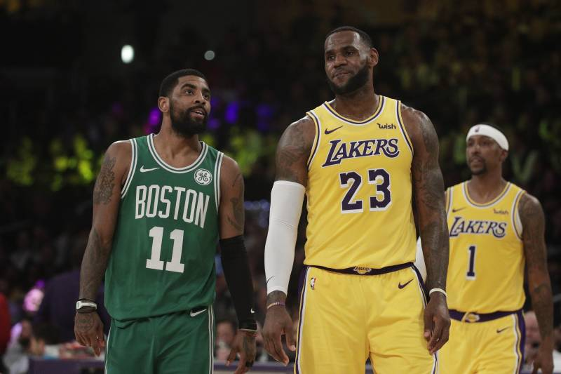 After Irving asked out of his partnership with LeBron James in Cleveland, both have struggled to connect with their new teammates in both Boston and Los Angeles.