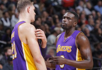 timeless design f475d ce7d1 Lakers Approaching Historic Disappointment in LeBron s First Season    Bleacher Report   Latest News, Videos and Highlights