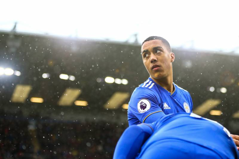 49ca59fb240 Youri Tielemans Discusses Future Amid Manchester United
