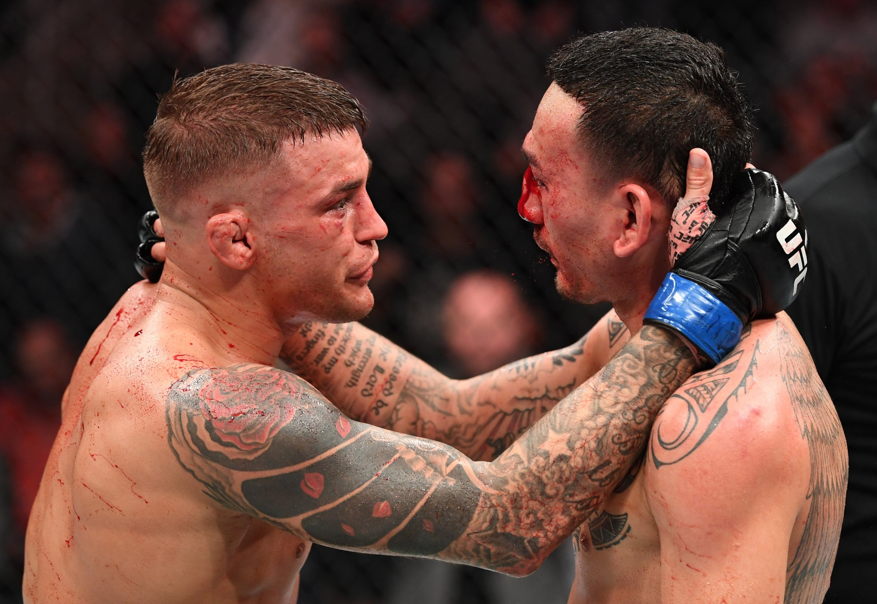 8a0171f80a8 Max Holloway's Chase for UFC Greatness Backfires in Upset Loss to ...