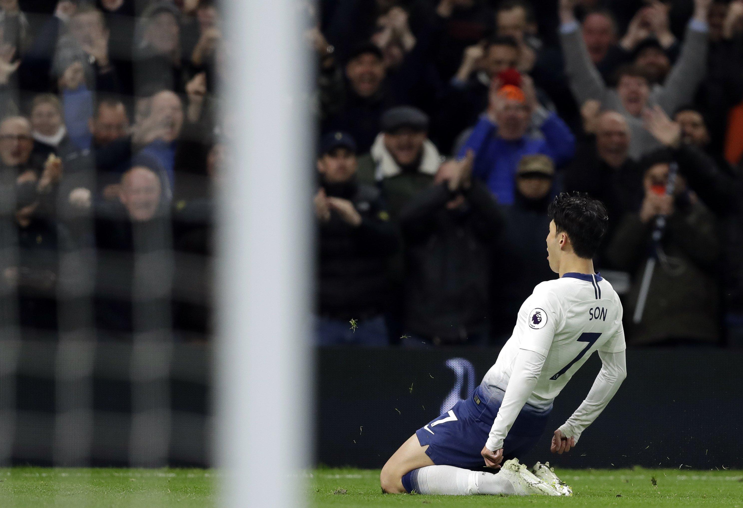 90717184b How Heung-Min Son Became Tottenham s Hero and an International Sensation