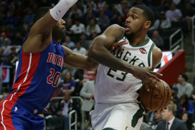 Sterling Brown Has Something to Say