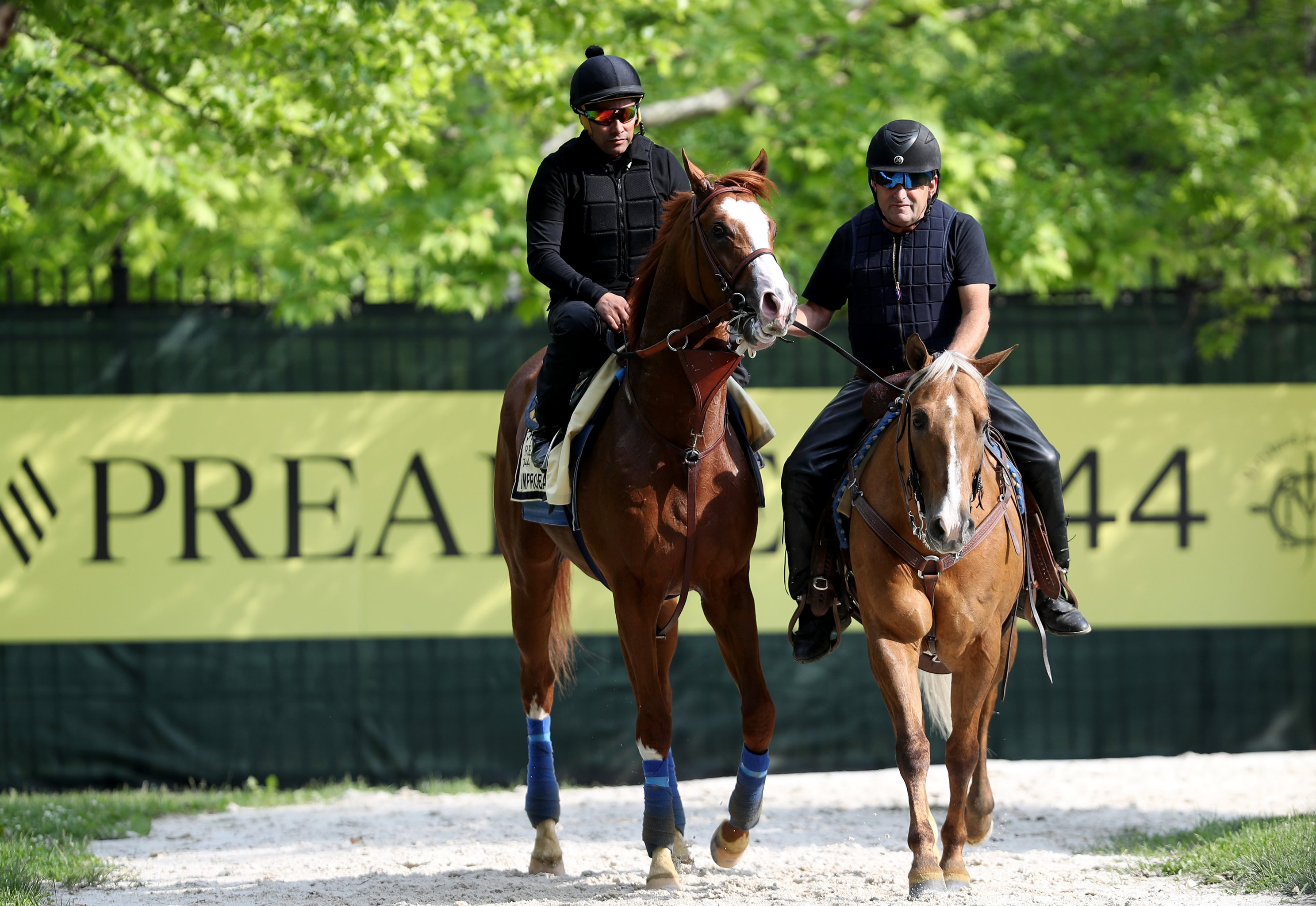 Preakness 2019: Entries, Contenders, Odds and Lineup