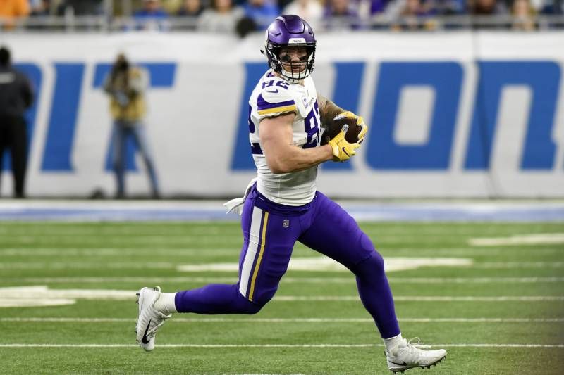 Keeping Kyle Rudolph will keep the Vikings in the Super Bowl conversation but will also restrict their ability to improve their roster.