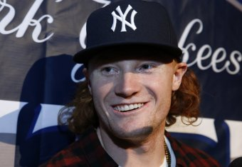Wildling Rising: Clint Frazier's Road from Concussion Hell