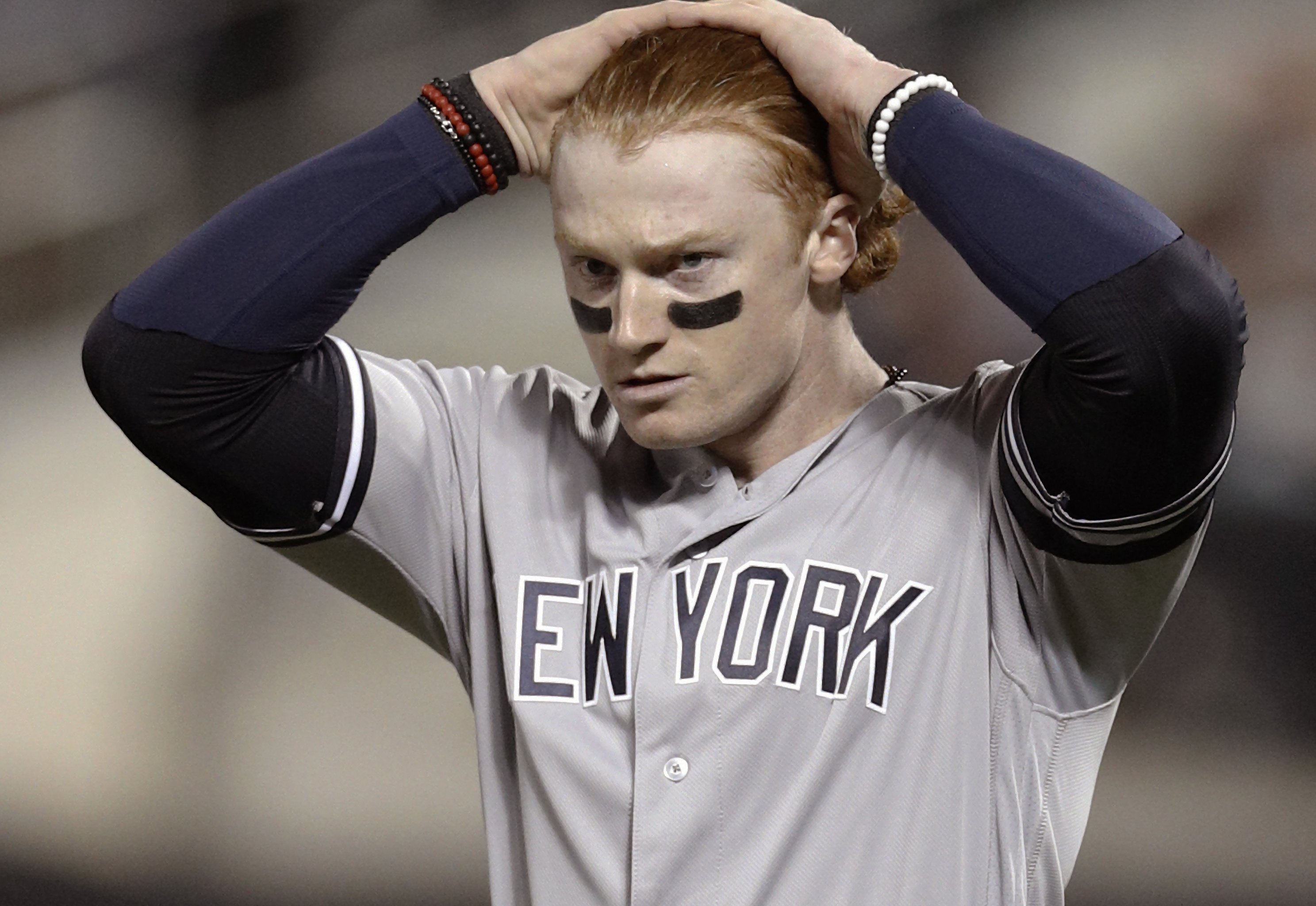 Wildling Rising: Clint Frazier's Road from Concussion Hell to