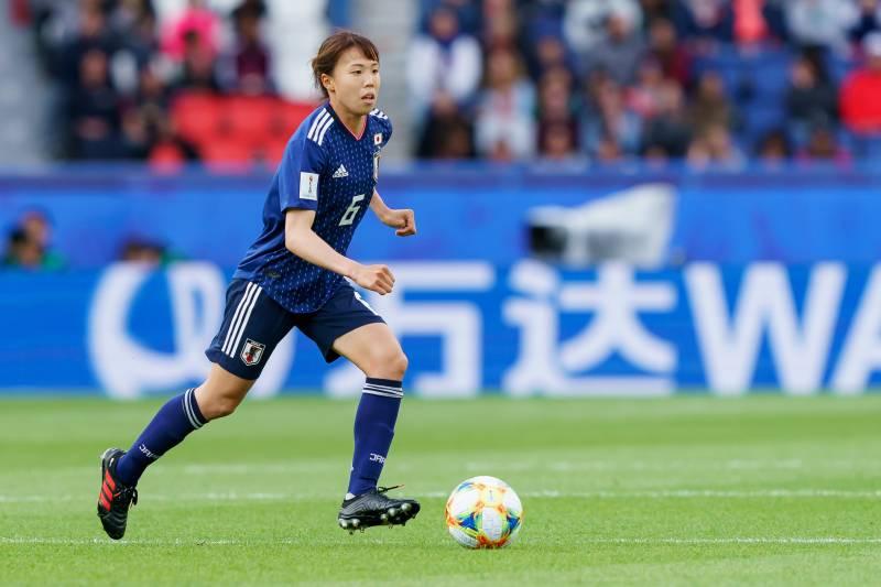 Sugita makes Japan's passing game click.