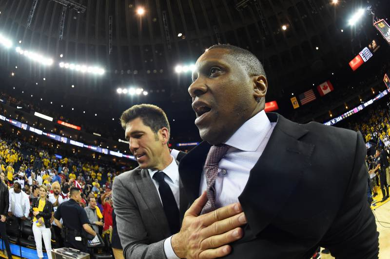 Bob Myers and Masai Ujiri each had superstars walk away from their teams weeks after they competed for the NBA title.