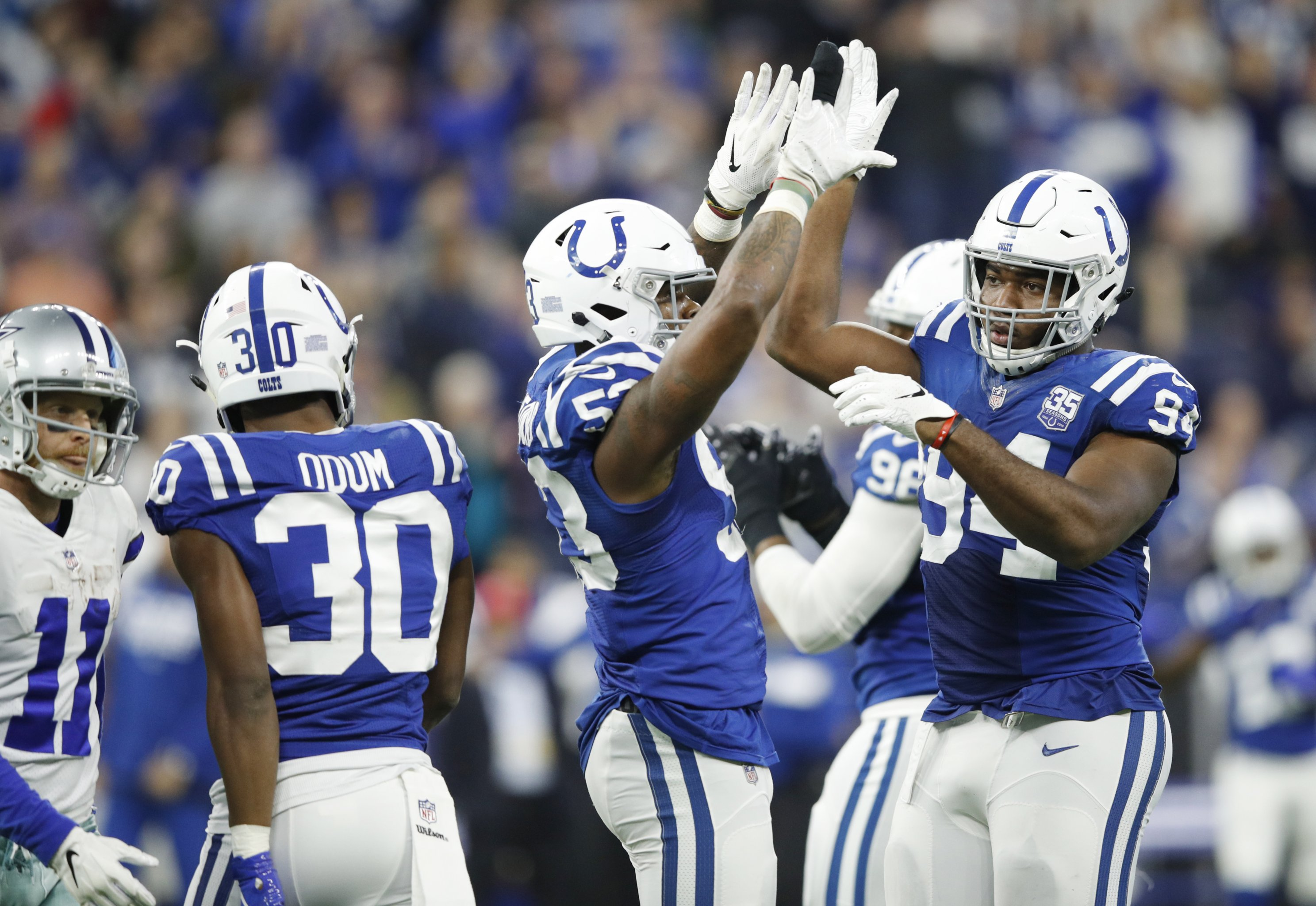 3434a43a Inside the Mind of a Maniac: How Colts LB Darius Leonard Plans to ...