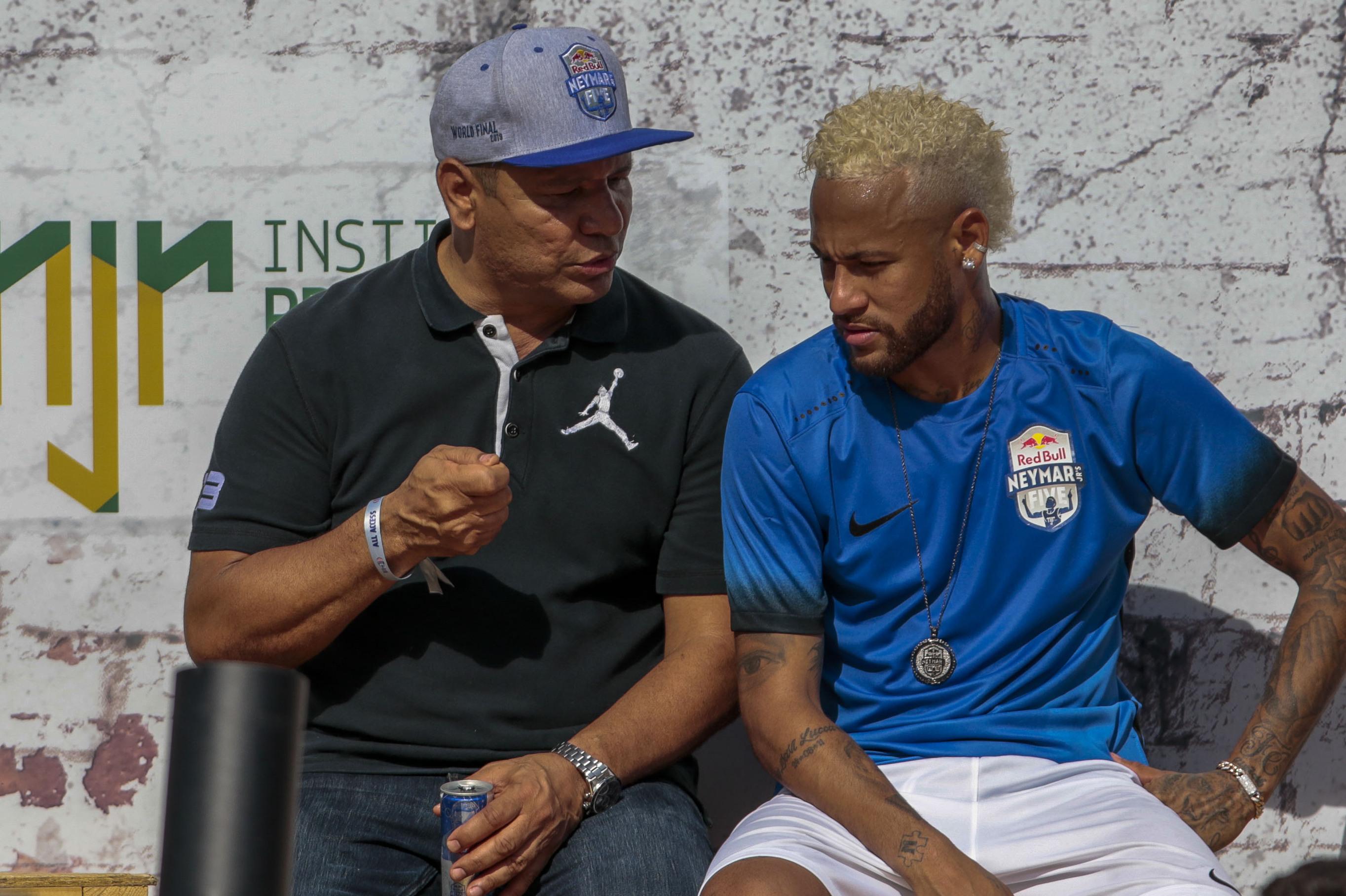 Image result for neymar santos sr