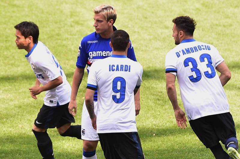 Maxi Lopez snubbed Icardi before the 'Wanda Derby'