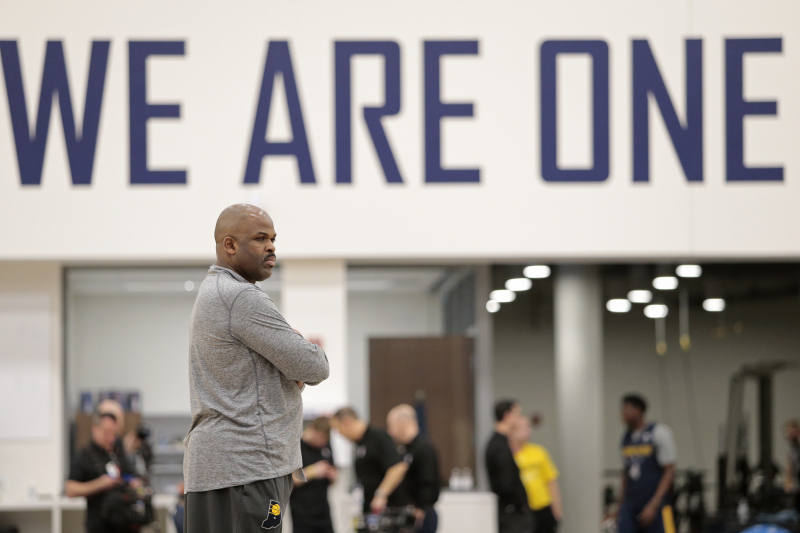 The Pacers' Circle of Trust