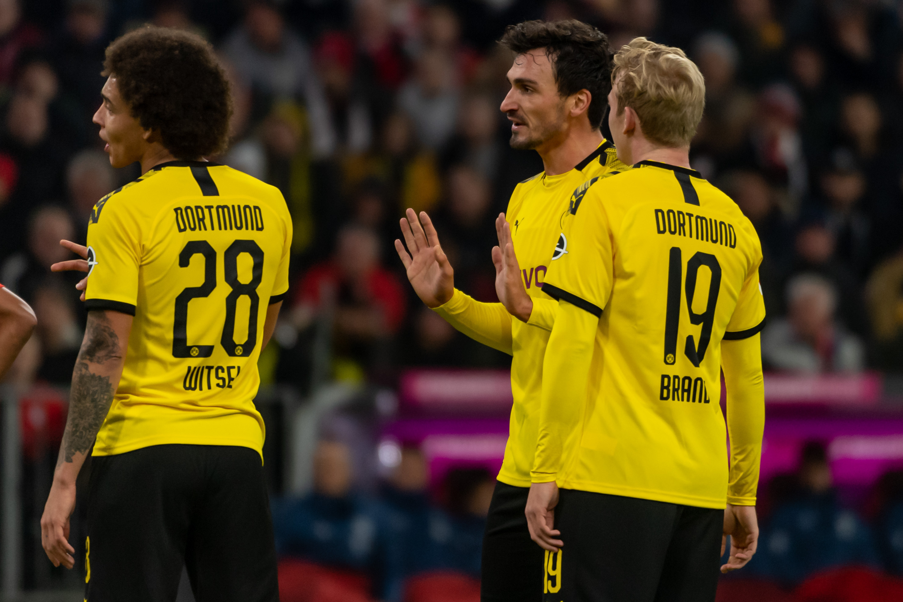 Bvb 2025 Borussia Dortmund S Plans To Future Proof Their Transfer Tactics Bleacher Report Latest News Videos And Highlights