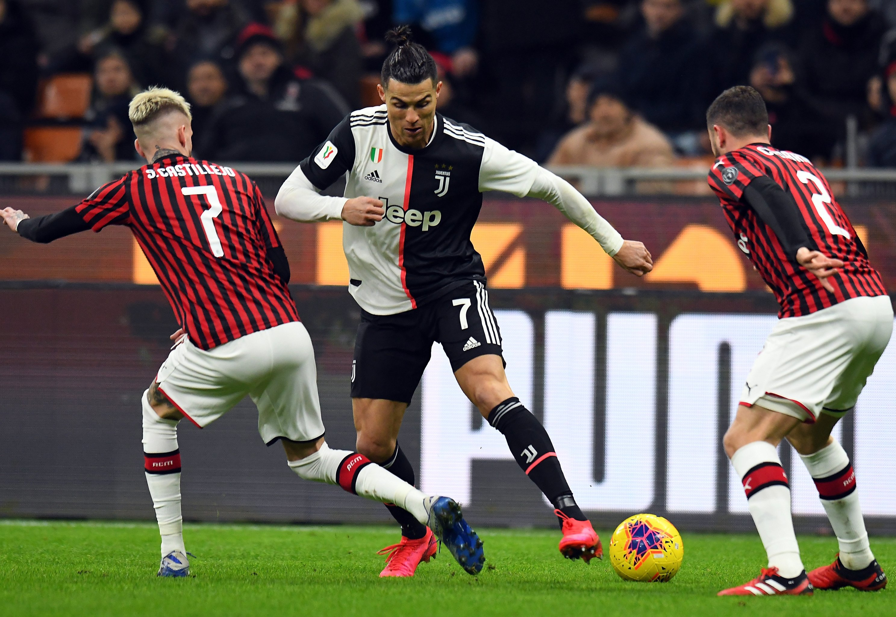 Juventus Vs Milan 2020 Coppa Italia Semi Final Tv Schedule Live Stream Bleacher Report Latest News Videos And Highlights