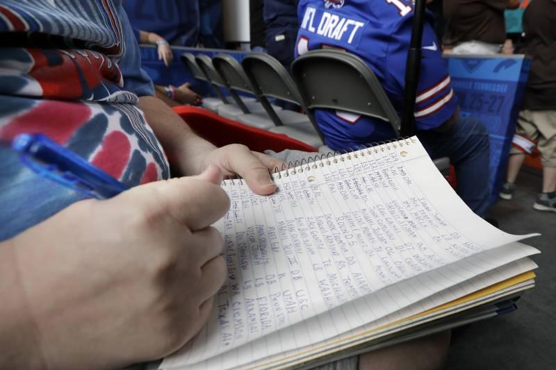 Sportsbooks sering enggan untuk mengambil banyak tindakan pada draft NFL dengan begitu banyak informasi yang tersedia untuk publik tentang hal itu, tetapi dengan beberapa acara langsung yang akan dibahas, draft tahun ini mungkin merupakan taruhan paling berat yang pernah ada.