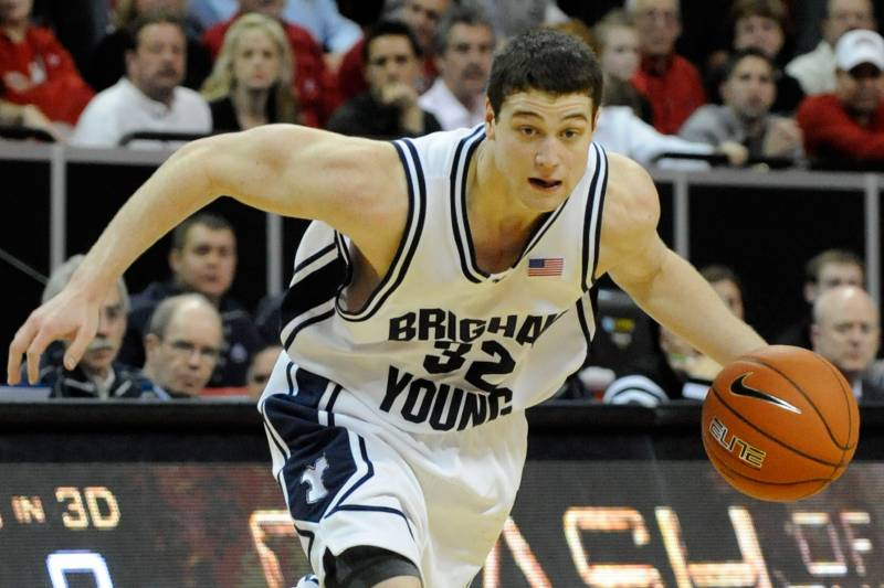0b267a0b0b6 2011 NBA Draft  Is BYU s Jimmer Fredette the Next Steve Nash ...