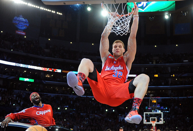 10 NBA Players That Could Challenge Blake Griffin For Dunk Contest Title