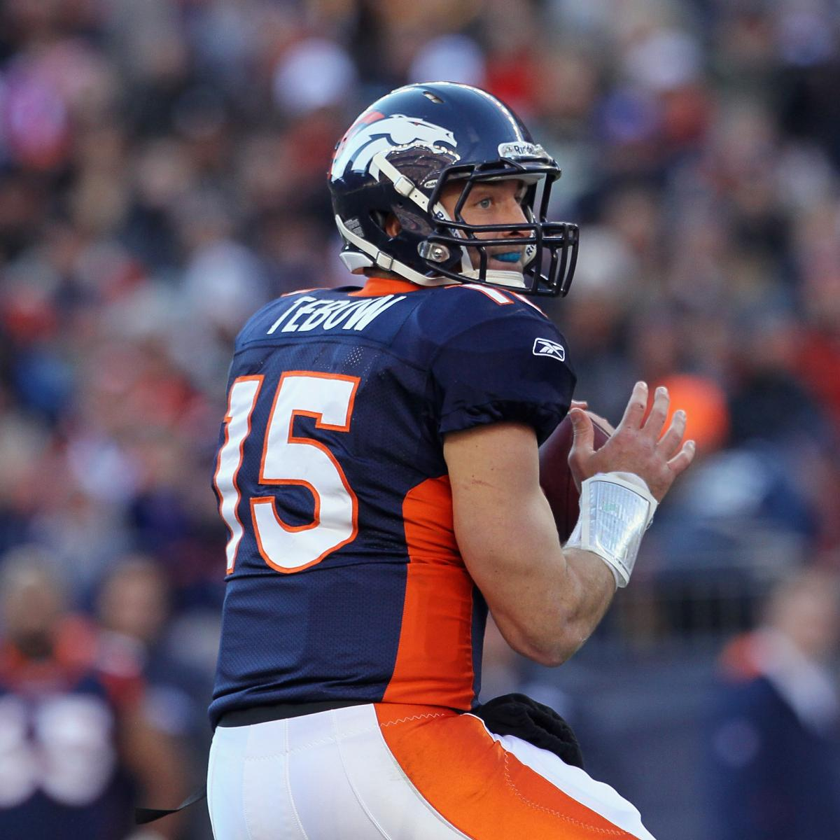 Broncos Vs Patriots: Why Tim Tebow Won't Throw For 300