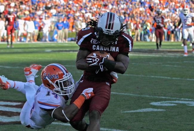 South Carolina Gamecock Football: Five Position Battles to ...