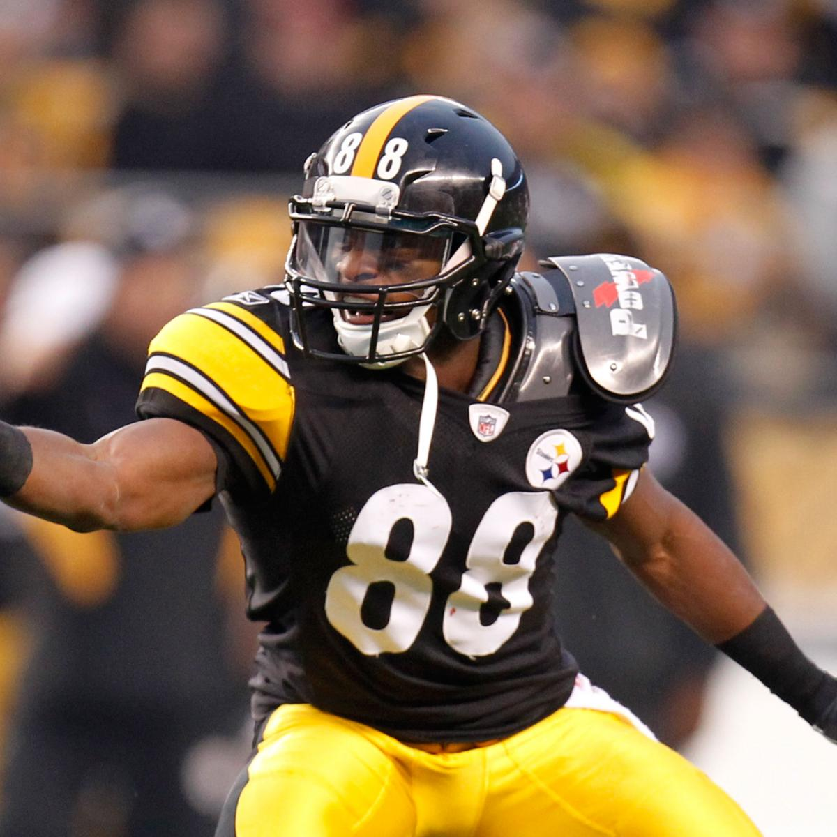 Pittsburgh Steelers: Antonio Brown Had 2011 But 2012 Is