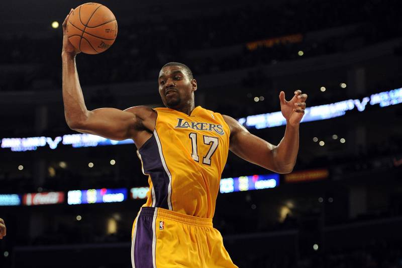 f55e5e7adf4 Lakers vs. Heat: Andrew Bynum Will Steal the Show for Lakers ...