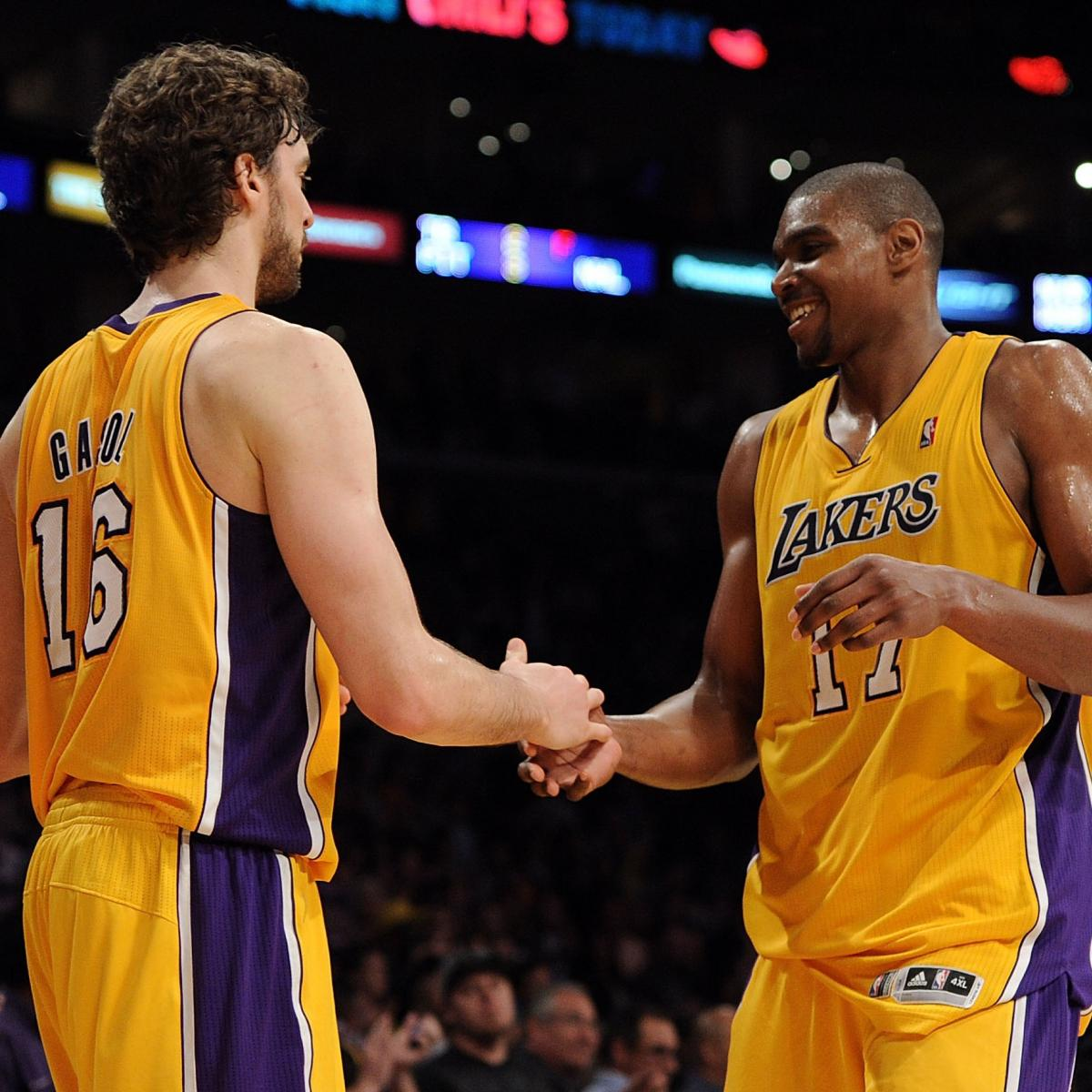 Lakers vs. Heat: Does Bynum and Gasol's Size Really Matter ...