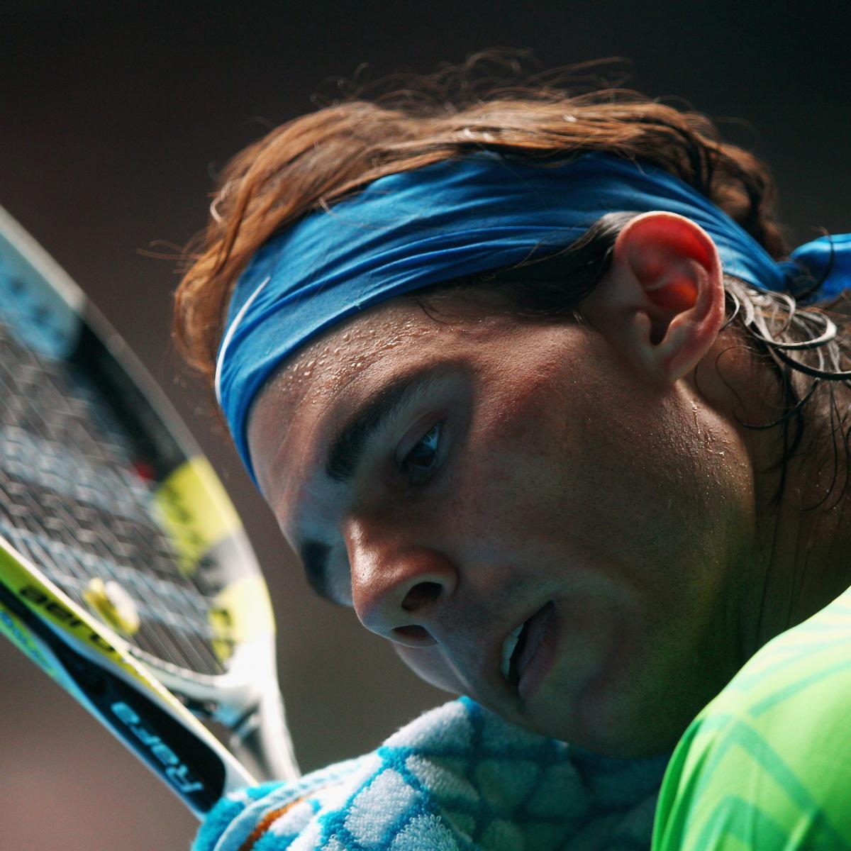 Rafael Nadal: Rafa Showing No Ill Effect from Injuries at ...