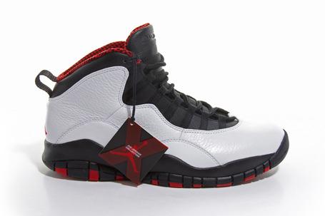 Breaking Down New Air Jordan 10 Retro 'Chicago Bulls' Shoes ...